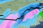 Quebec: Snow, freezing rain impacts from Atlantic system expected