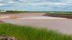 CAUGHT ON CAMERA: Man rides tidal bore in New Brunswick