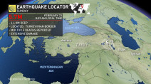 Over 1,000 buildings collapse after earthquake hits Turkey-Iran border