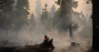 Rain brings relief to fire-ravaged Oregon as death toll rises in California
