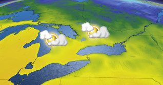Ontario: Storm threat wraps up, conditions dry out Wednesday morning