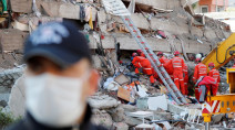 Death toll at 37 after powerful earthquake rocks Turkey and Greek islands