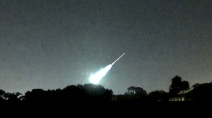 Bright fireball meteor explodes over Florida. See it, here