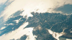 'Mystery province' snapped from International Space Station