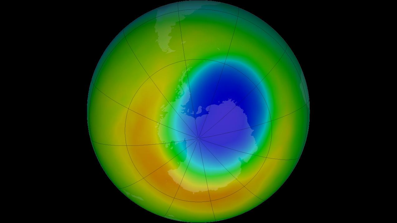 Oct-2019-Ozone-hole-NASA