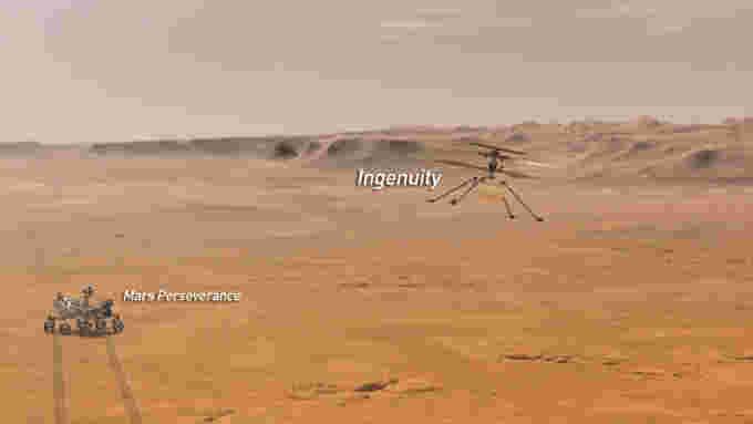 Ingenuity-Mars-Helicopter-labelled-NASA-JPL-Caltech