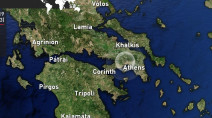 M5.3 earthquake strikes near Athens, Greece