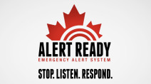 Test of Canada's public alerting system, Alert Ready, coming May 5th