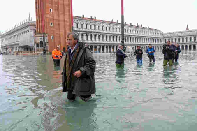 Reuters- Venice flood2