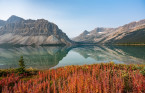 Stunning photos of the Canadian rockies in the fall