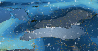 Ontario: Third weekend of messy weather with next looming storm