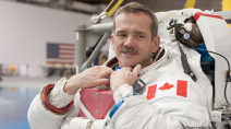 Chris Hadfield's 4 tips on how to handle self-isolation