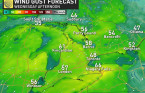 Ontario: Halloween storm risk haunts forecast after windy Wednesday