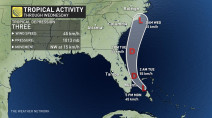 Tropical Depression 3 joins the Atlantic hurricane season roster