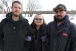 'Guardian angel' roofers save woman from drowning in icy Red River