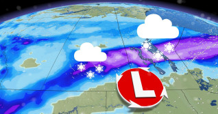 Welcome back to winter, warnings issued for swath of heavy snow on the Prairies