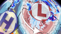 NATION DIVIDED: Canada's sharp temperature contrast, explained