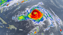 Powerful Hurricane Teddy heads north, Canadian impact expected
