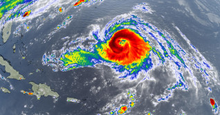 Hurricane Teddy heads toward Canadian waters as 'very dangerous' storm