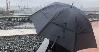 Active storm track keeps East Coast soaked, blustery on the weekend