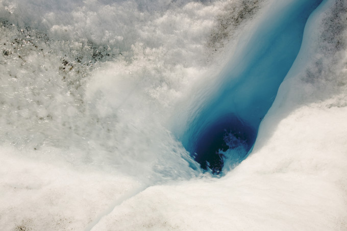 greenland melting ice Credit: Ashley Cooper. The Image Bank. Getty Images
