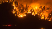 Dangerous fire season looms as Western US heads for a water crisis