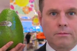 """Avozilla"": Giant avocado hits store shelves"