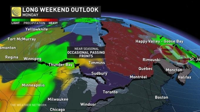 The Weather Network - Canada: Some
