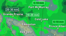 Prairies: Another stormy week, with some areas more at risk than others