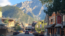 Banff to close its main street to cars this summer to make space for pedestrians