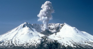 Mount St. Helens eruption caused the worst landslide in world history