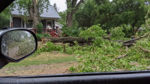 Alberta tornado confirmed, Sask. storm damage after wicked storms